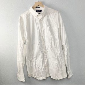 Like New Men's Classic Fit Stretch Oxford Shirt